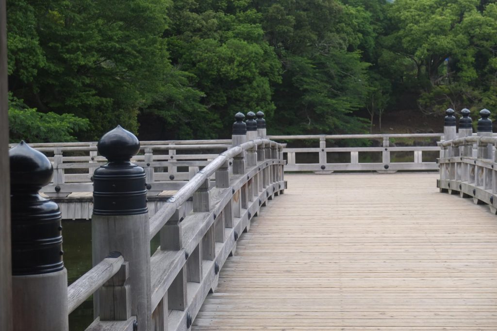 Bridge of Ukimi-do