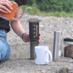 この夏、最高のアウトドアコーヒー体験を | 奈良の自家焙煎コーヒーと朝食付きホテル