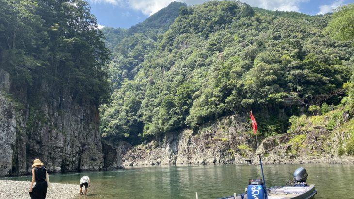 日本で一番大きい村。まるで奈良の桃源郷!十津川村物語。