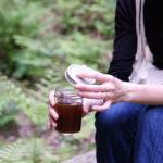 春日山原始林など。お気に入りのコーヒーを持って、新緑の奈良を楽しむ。